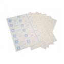 fogli adesivi per stampa 3d confezione da 5 pezzi
