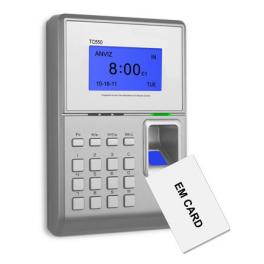Sistema rilevazione presenze RFID TC-550